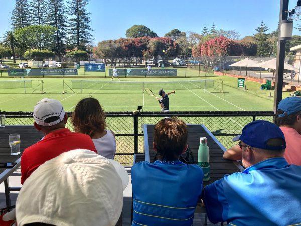 5D Clinics - Alexander Park Tennis Club Sponosrship3